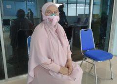 dr. Riana Jadi Tenaga Kesehatan Pertama Vaksinasi Covid-19 di RSUDAM