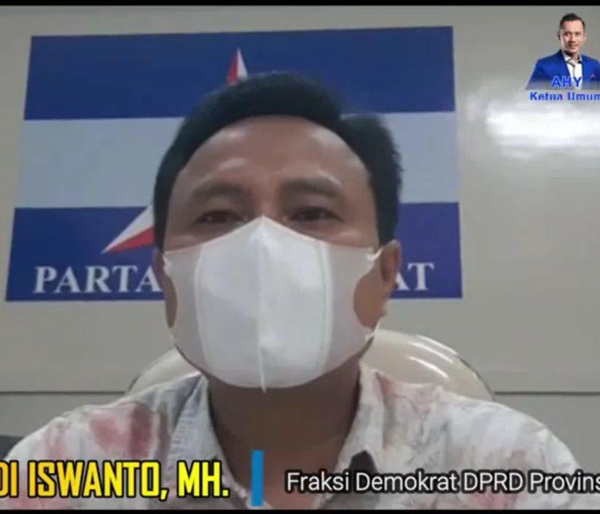 Hari Pers Nasional, Anggota DPRD Lampung Ir. H. Midi Iswanto, MH Doakan Pers Semakin Profesional Dalam Menyajikan Informasi Terbaik